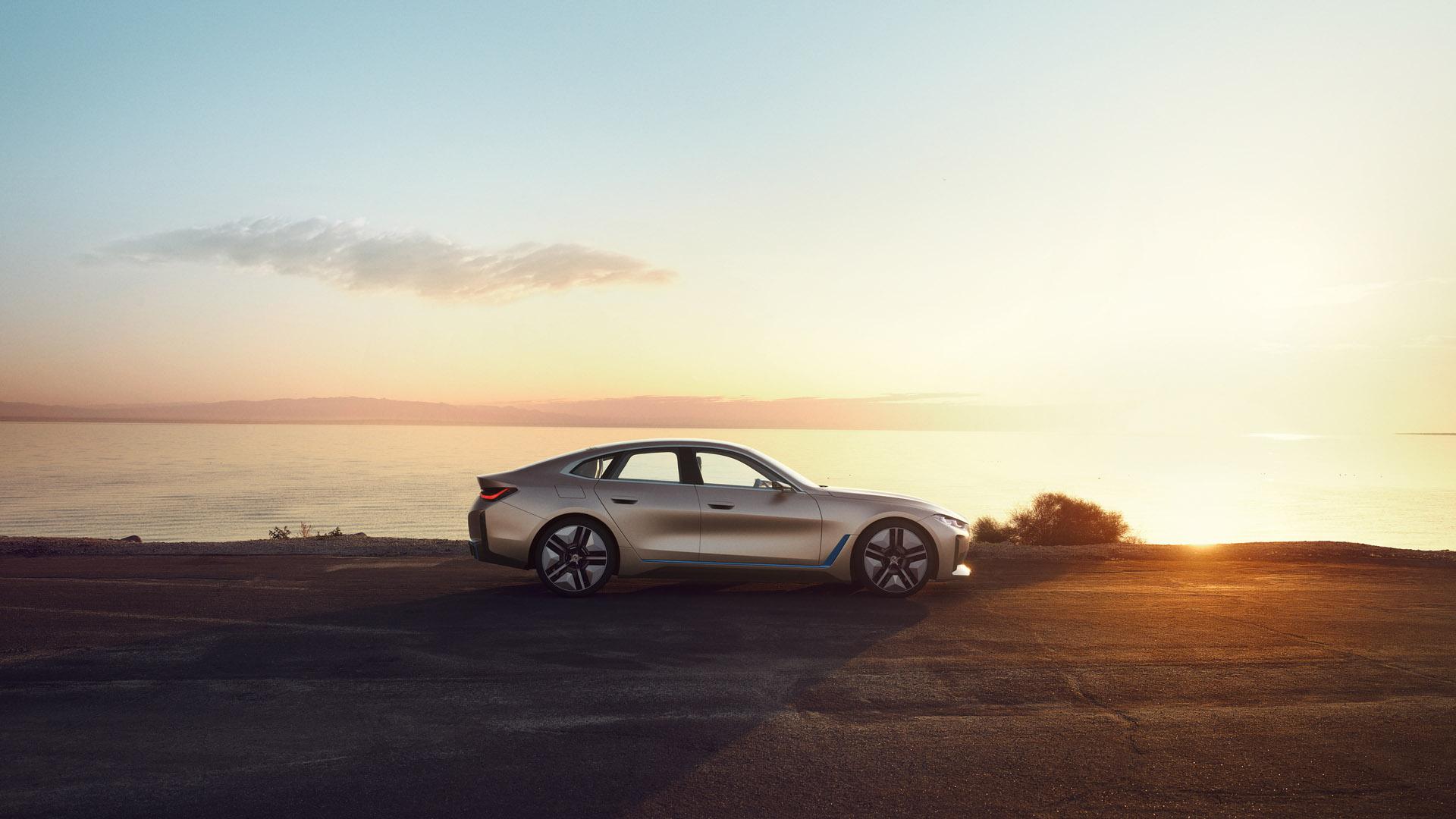 BMW Concept i4 wheels