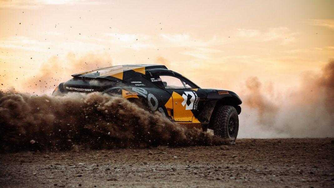 Extreme E drive