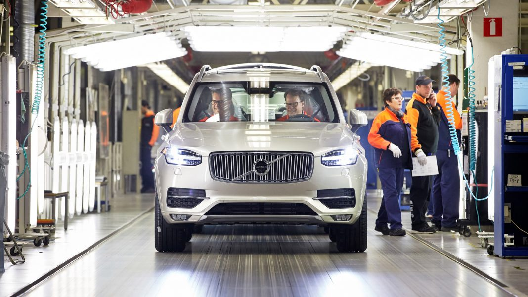 Geely celebrates 10 years of Volvo Cars