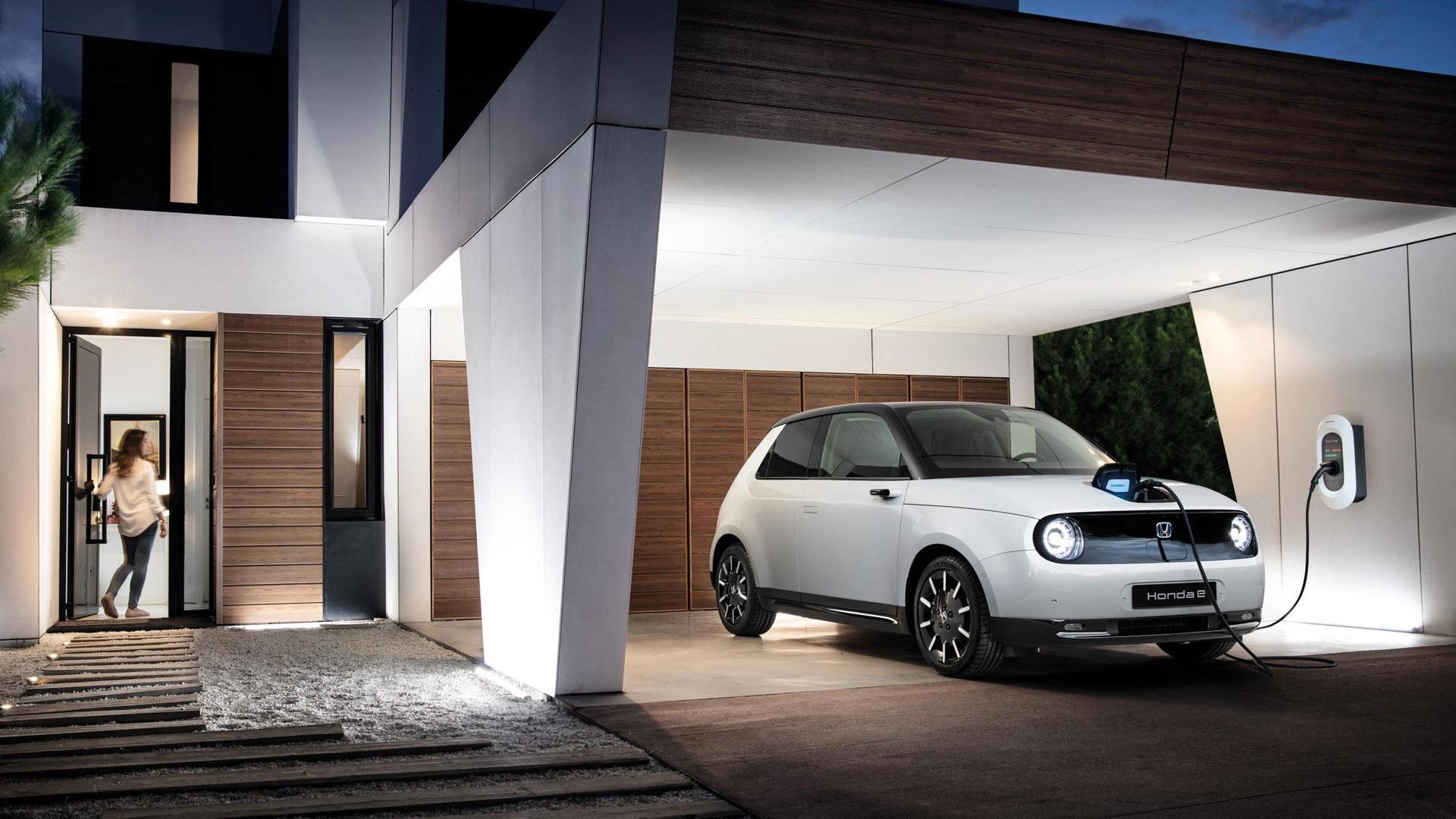 Honda eProgress car charger