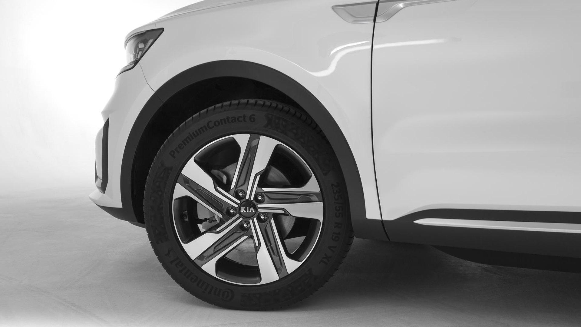 Kia Sorento wheels