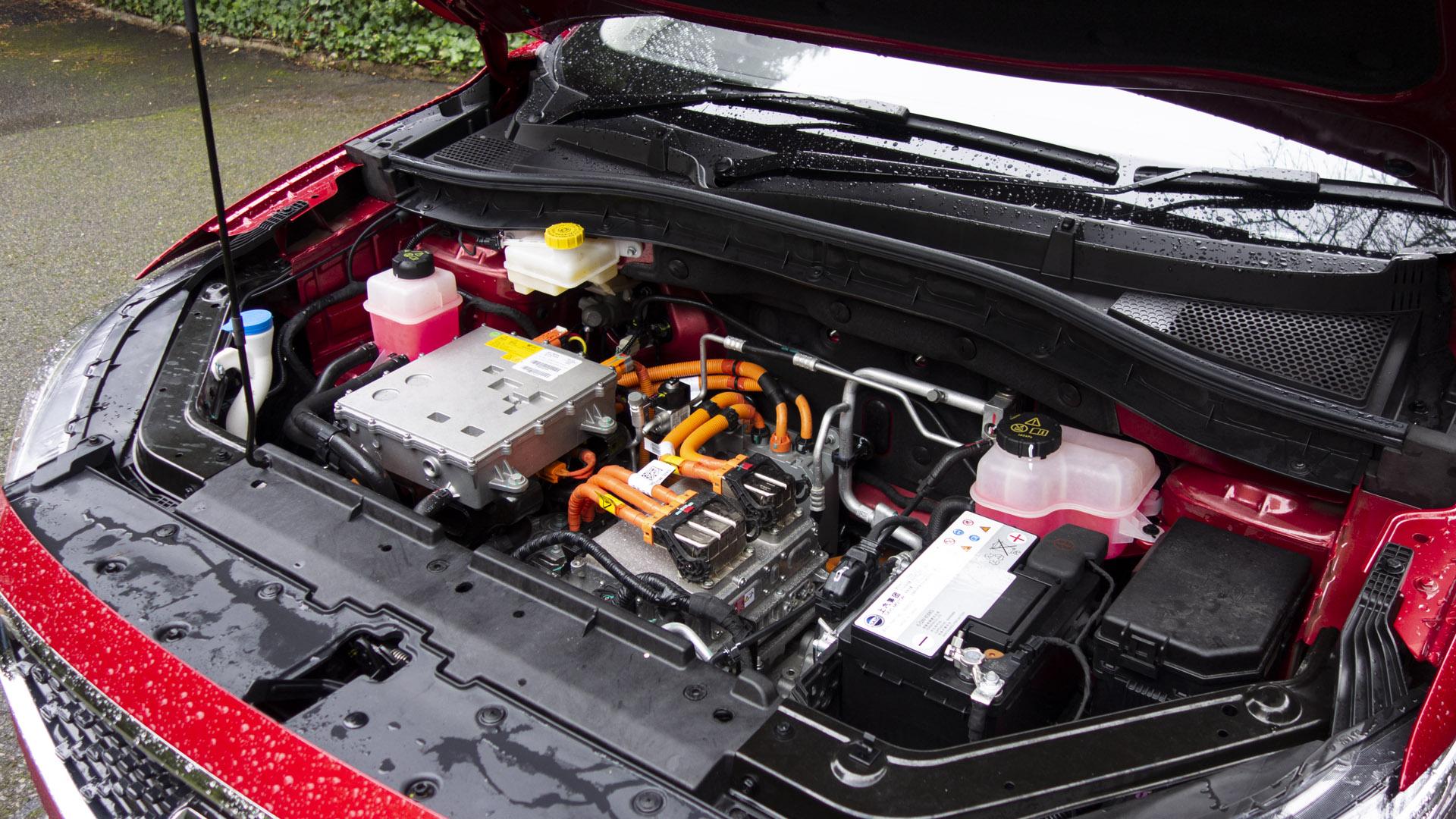 MG ZS EV motor TotallyEV