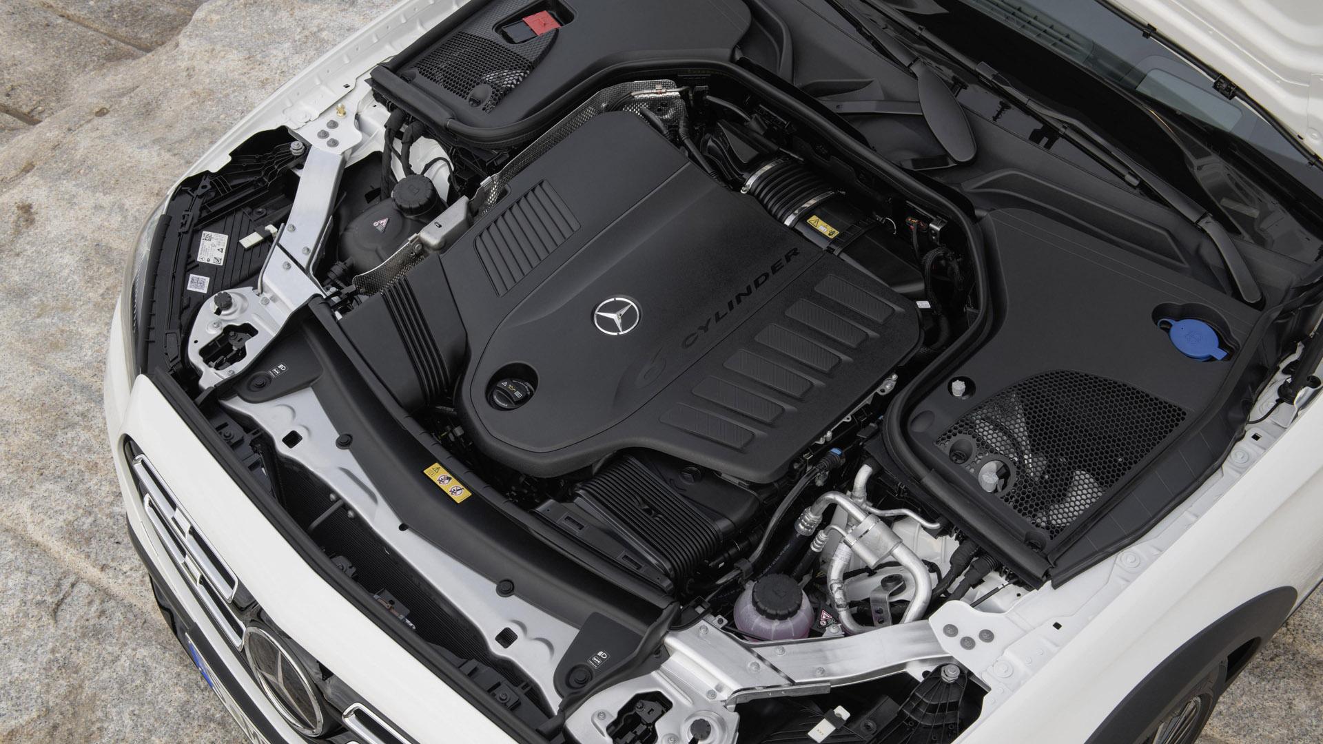 Mercedes-Benz E-Class Estate engine