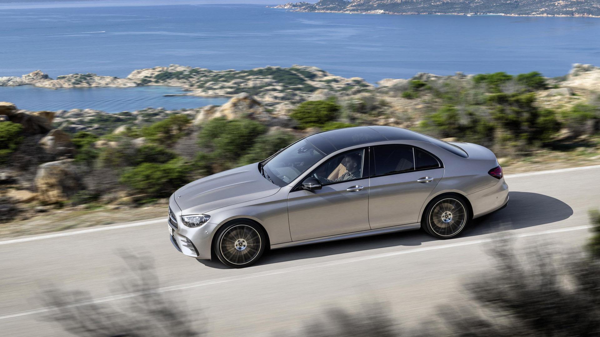 Mercedes-Benz E-Class Saloon Drive