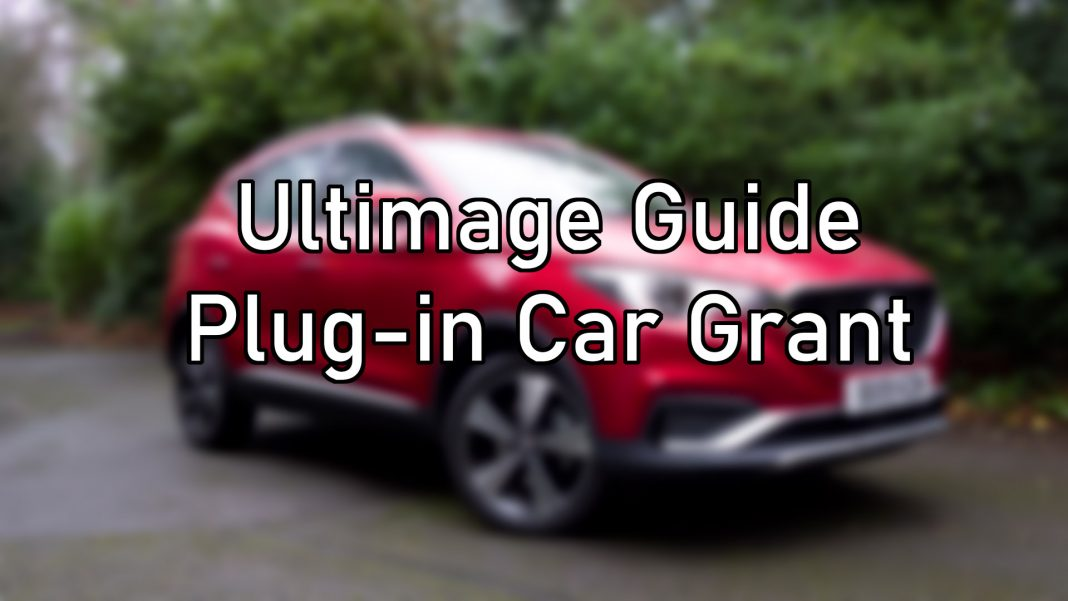 Plug-in Car Grant Guide