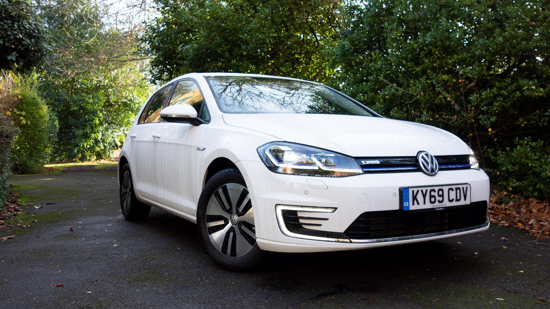 VW e-Golf TotallyEV