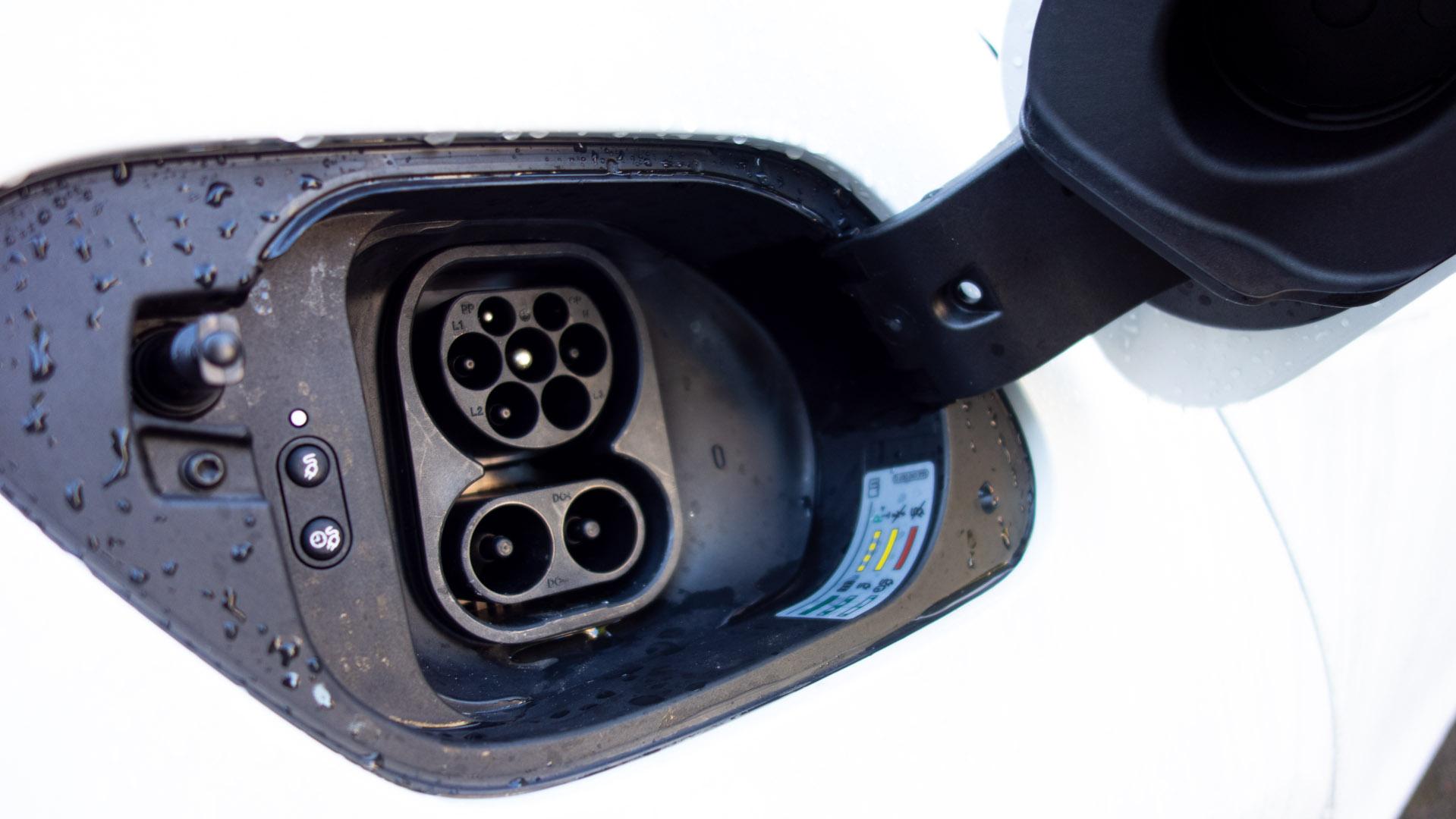VW e-Golf charging TotallyEV