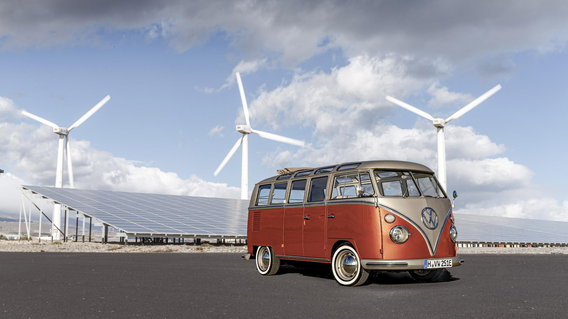 Volkswagen e-Bulli eco