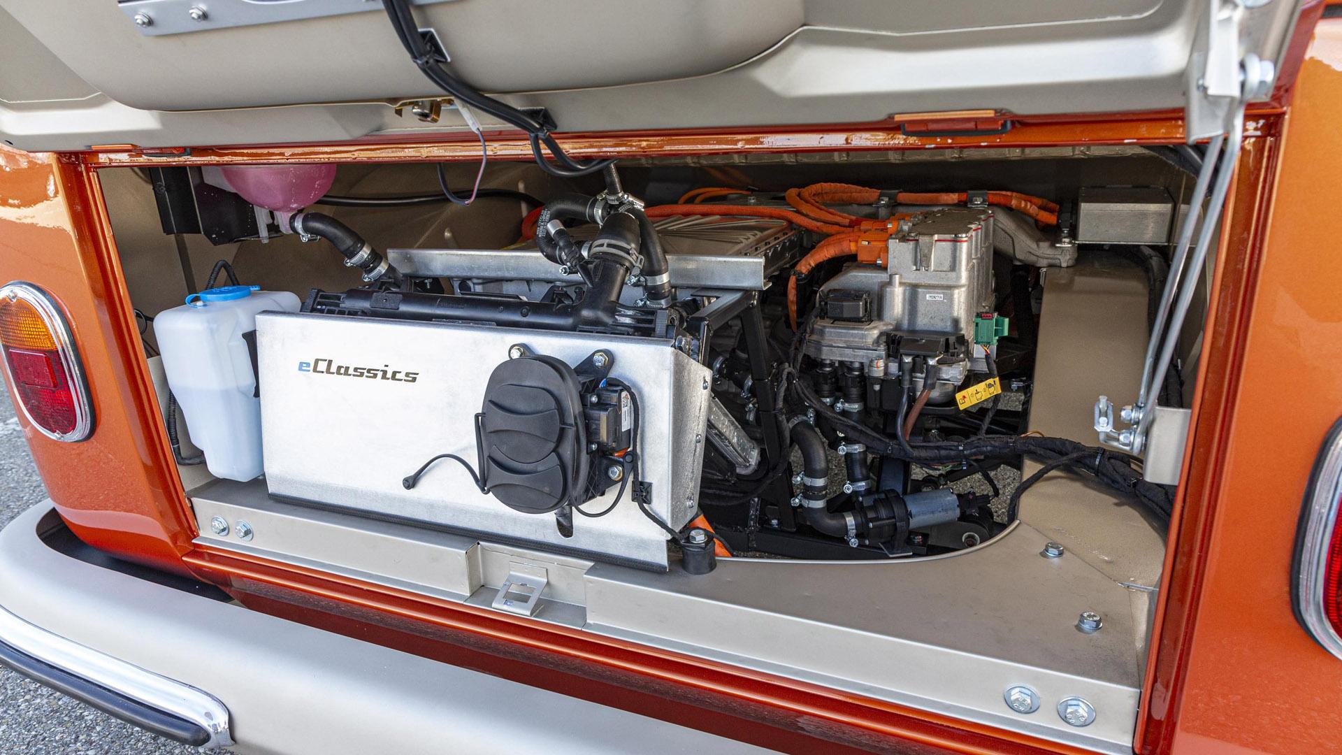 Volkswagen e-Bulli motor