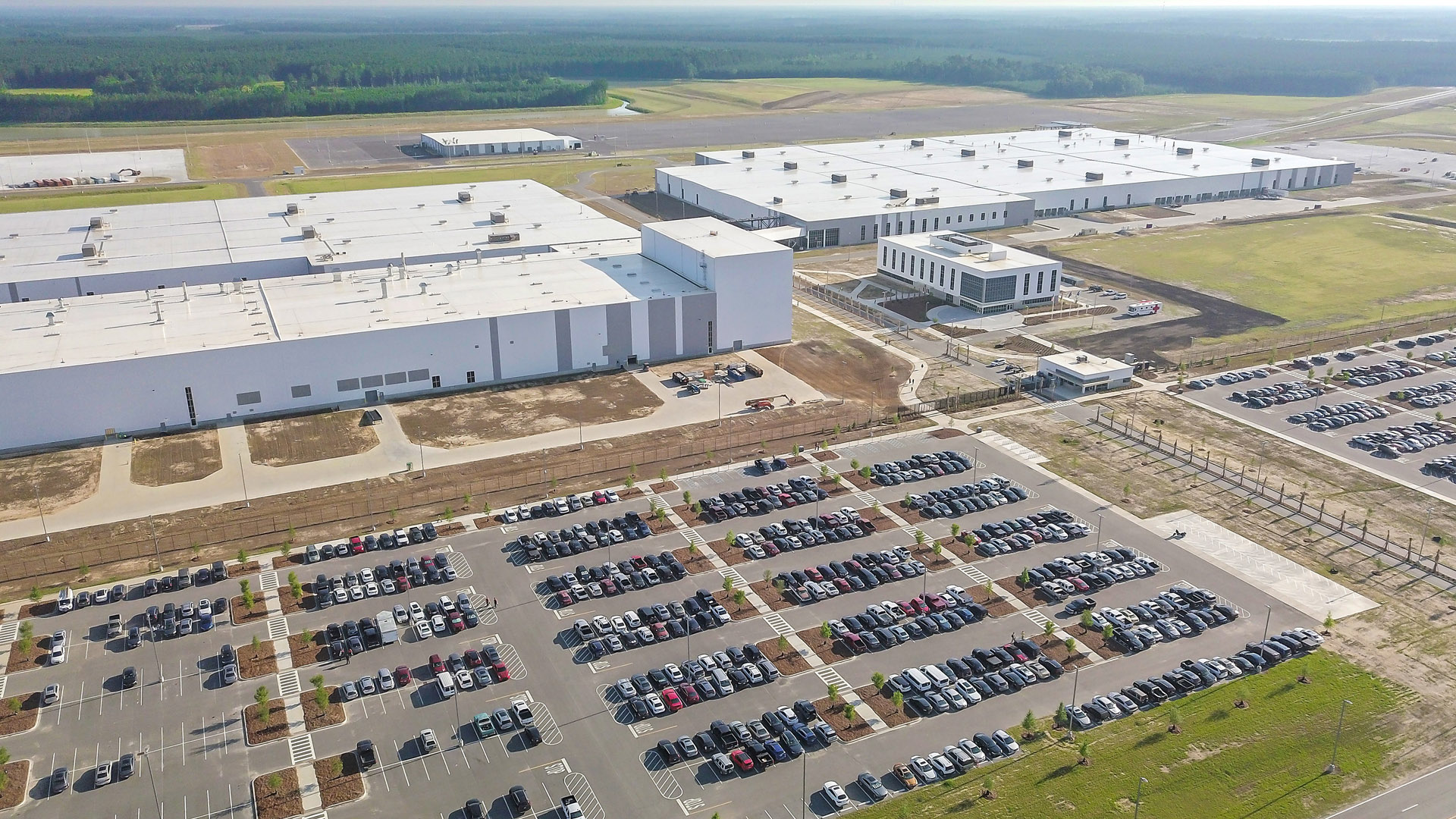 Volvo plant in USA