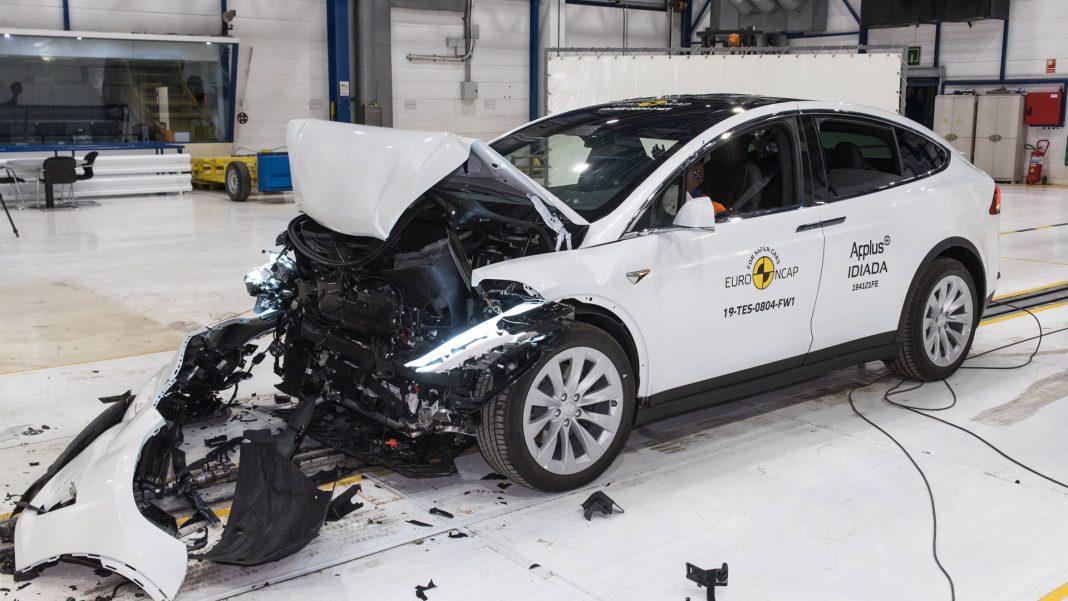 Euro NCAP Tesla Model X