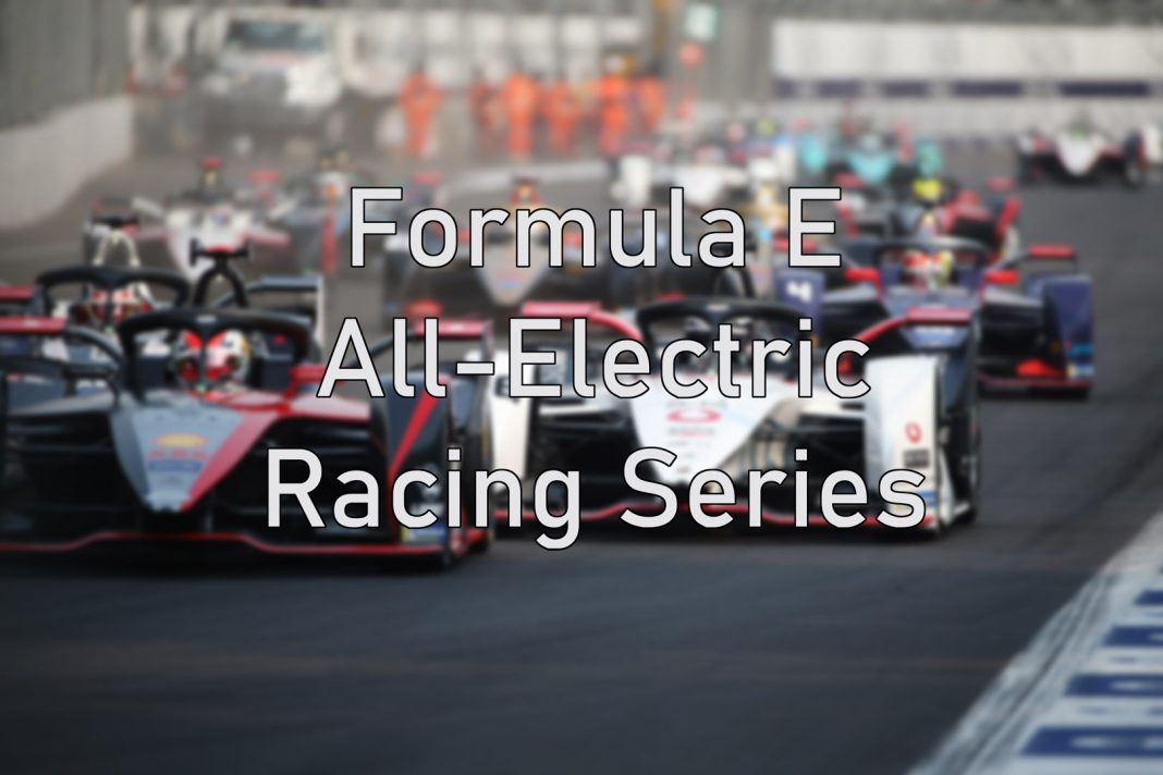 Formula E everything you need to know