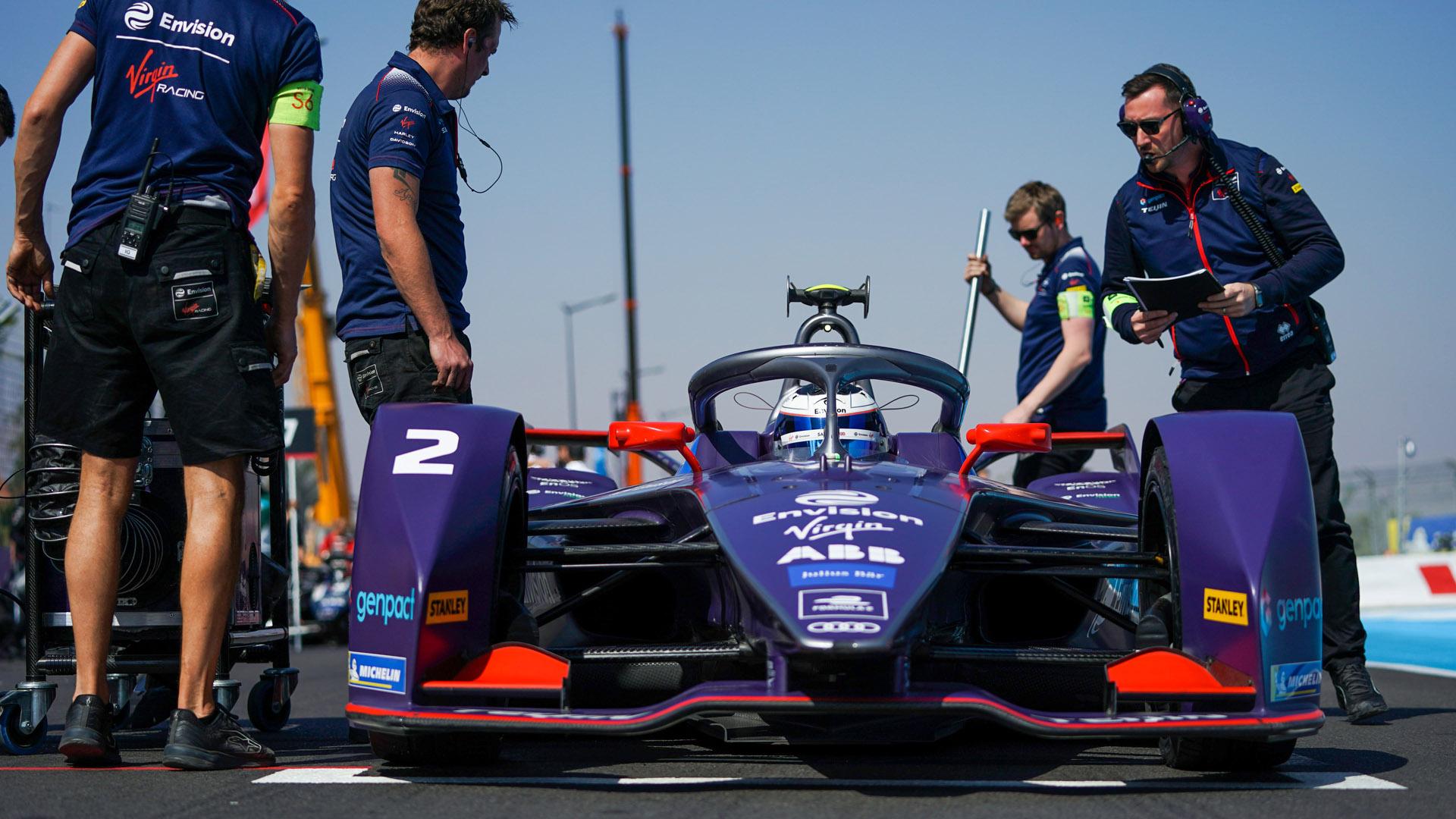 Formula E technology