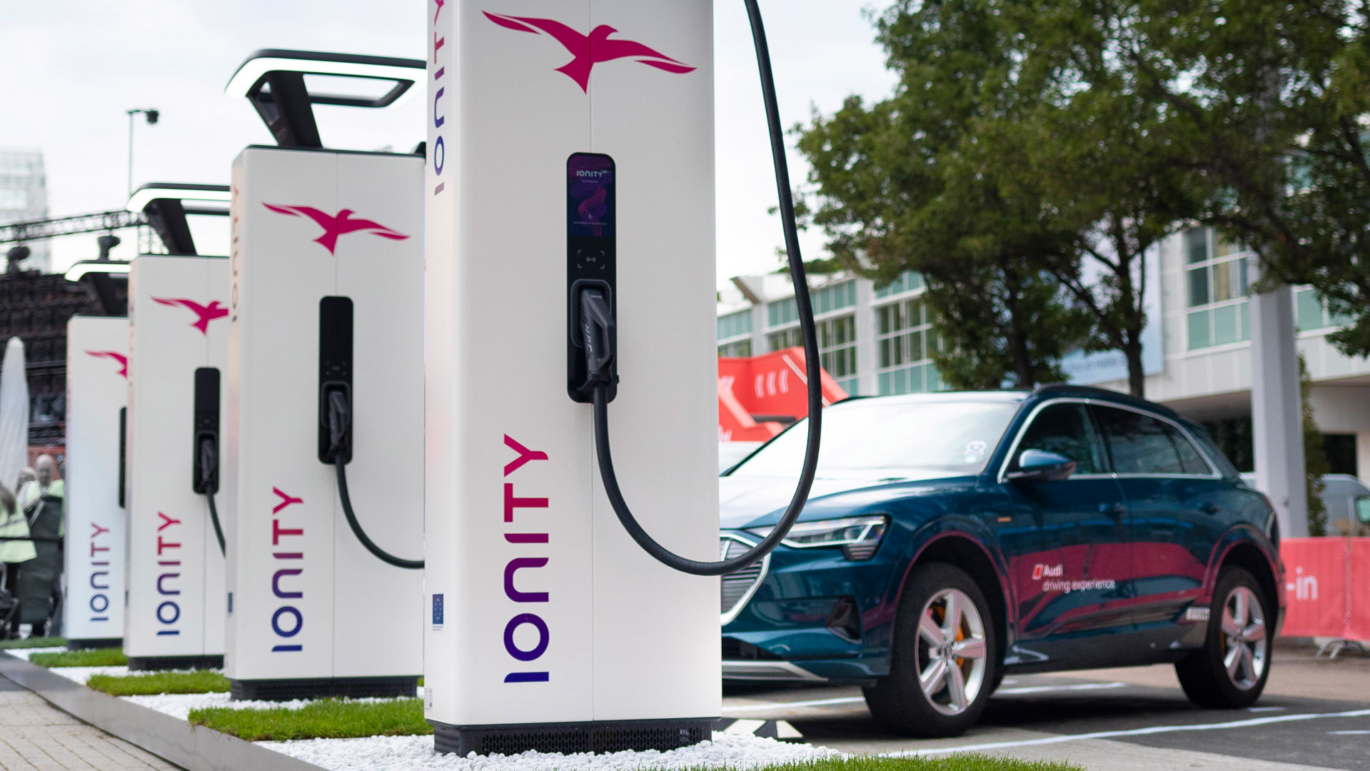 Ionity fast charger