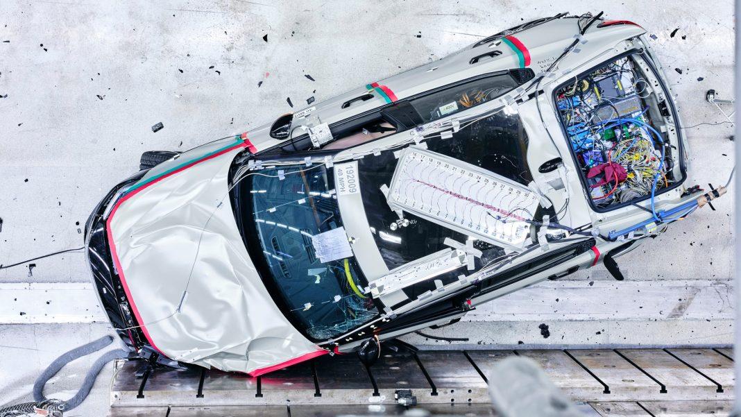 Polestar 2 crash test
