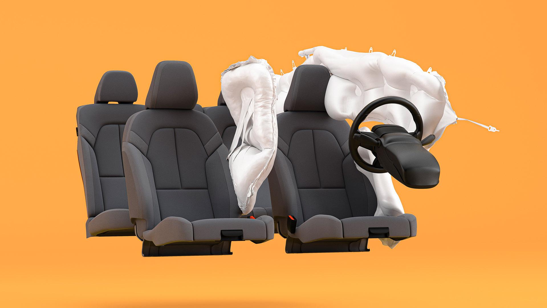 Polestar 2 side airbags