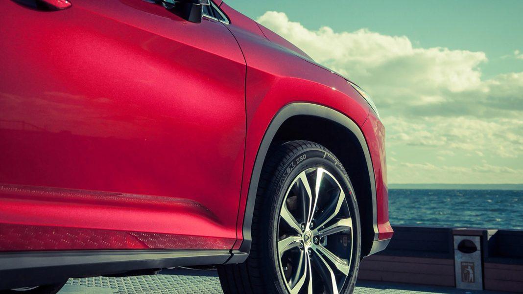 SUV sales UK