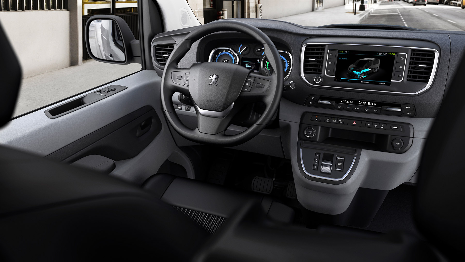 Peugeot launches its new e-Expert all-electric compact van TotallyEV