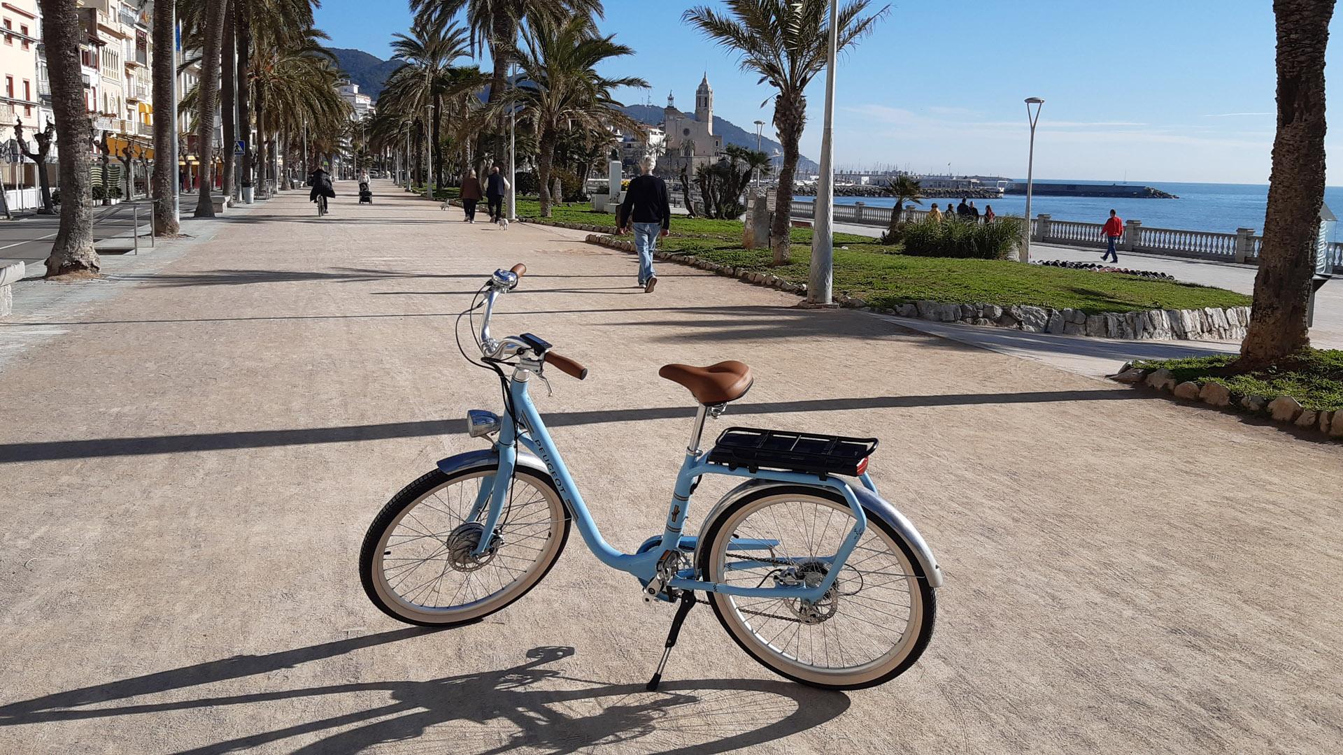 Peugeot eLC01 ride