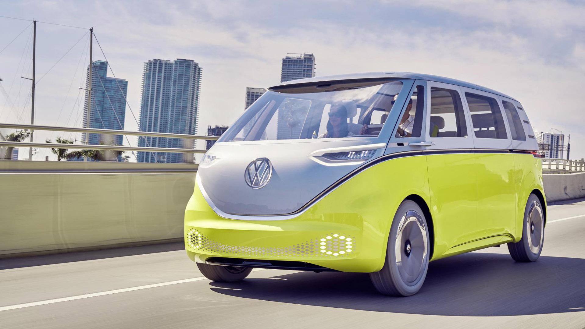 VW ID. Buzz