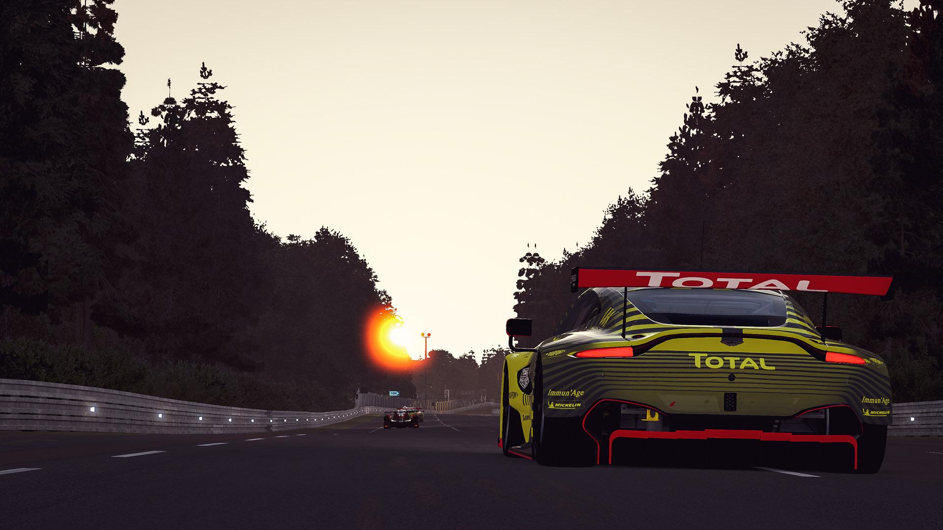 Aston Martin Racing Le Mans performance