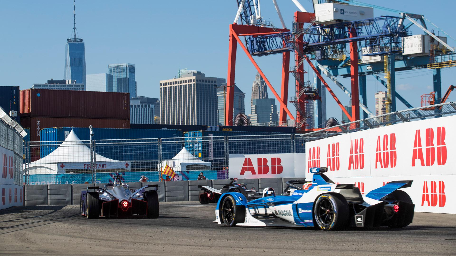 Formula E 2021 cars