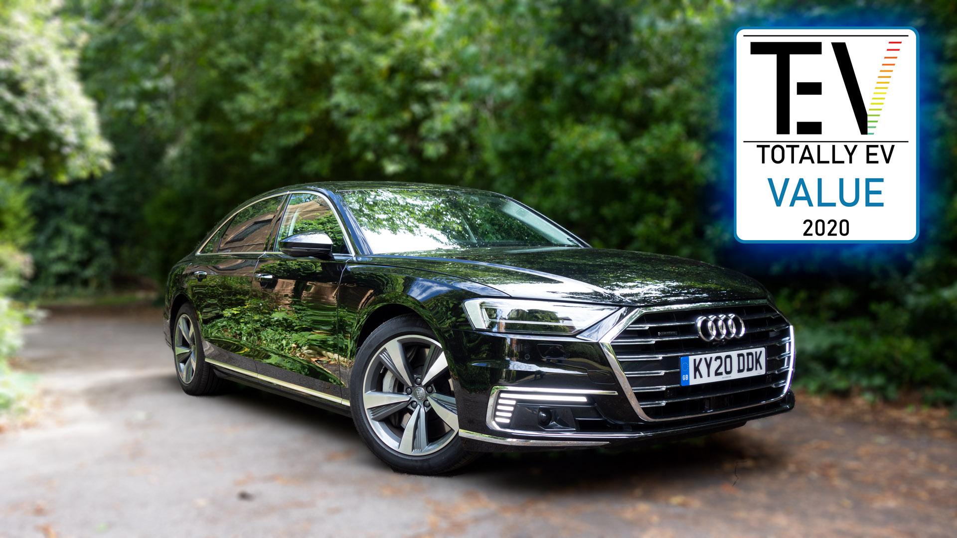 Audi A8 audio review