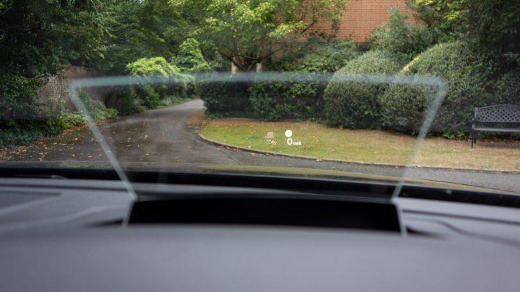 Volkswagen Passat Estate GTE HUD