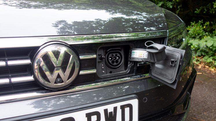 Volkswagen Passat Estate GTE Type 2