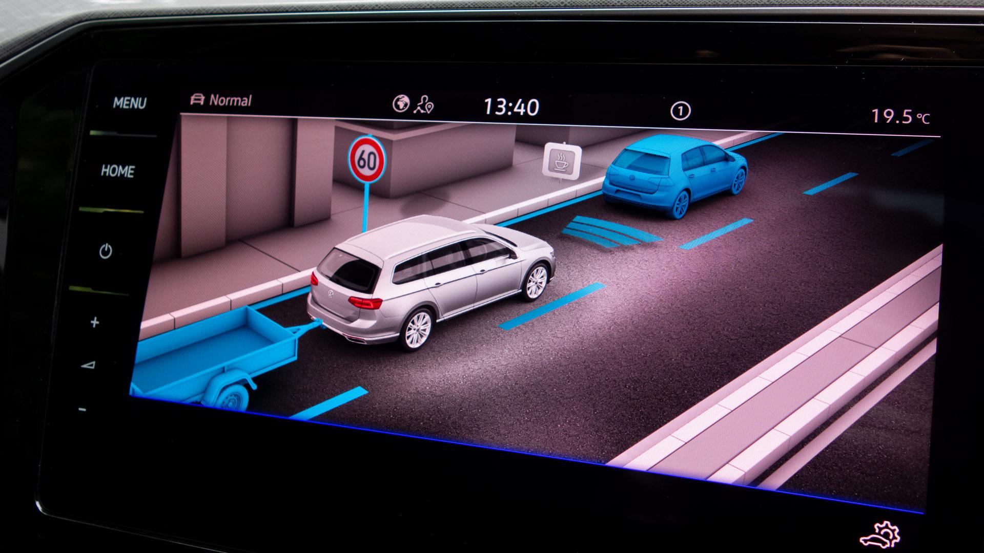 Volkswagen Passat Estate GTE safety