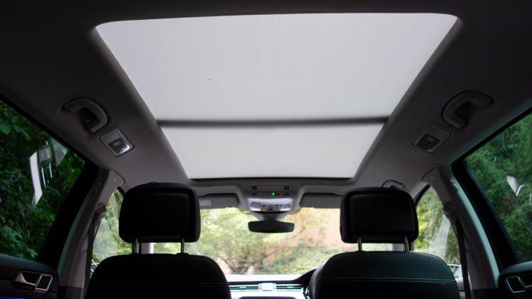 Volkswagen Passat Estate GTE sunroof