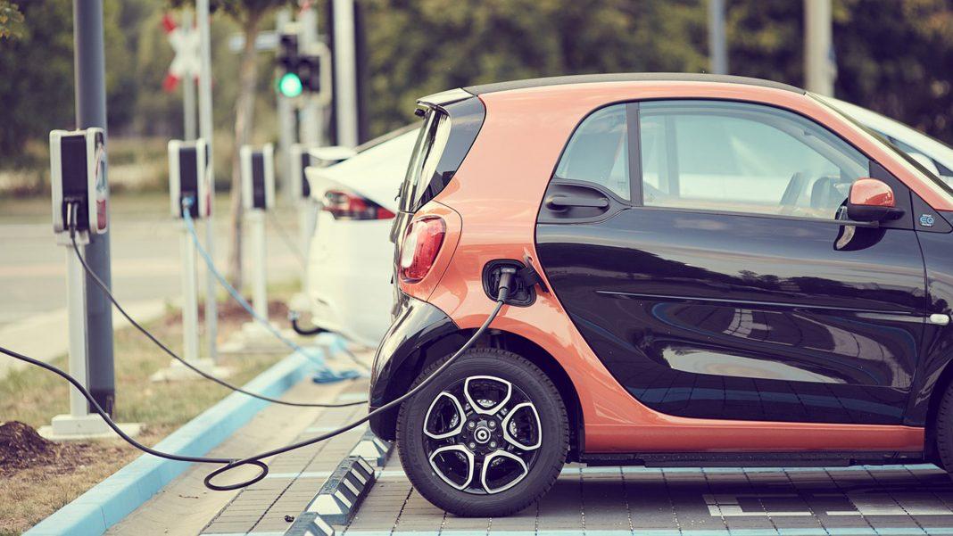 Car charging EV