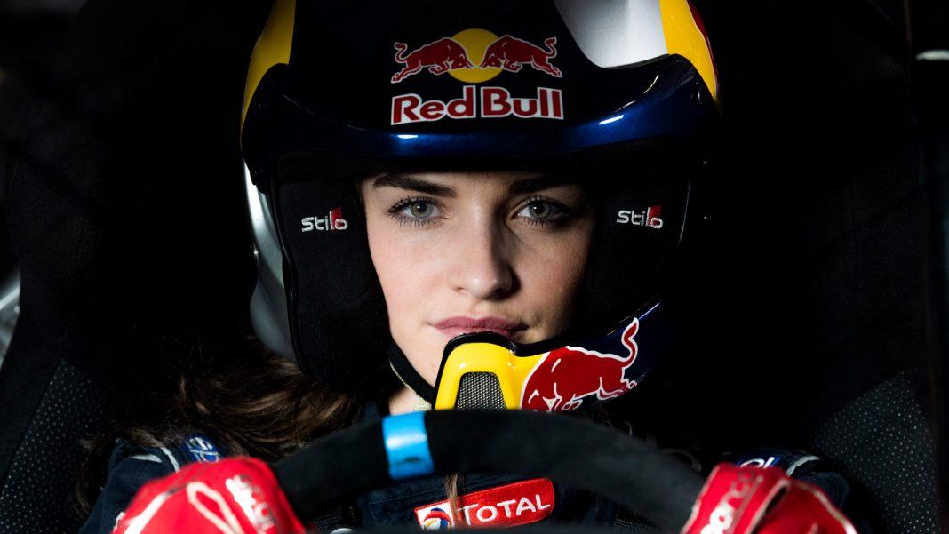 Catie Munnings racing