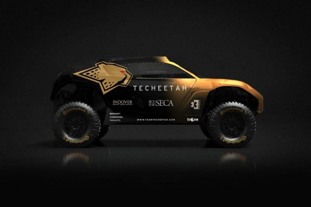 Formula E Team Techeetah to join Extreme E