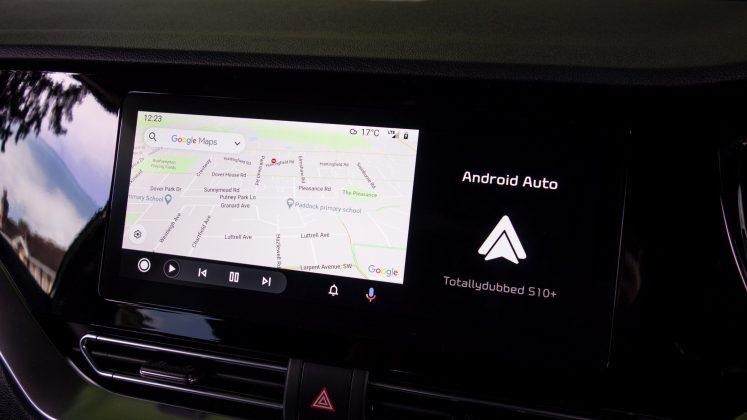 Kia e-Niro Android Auto
