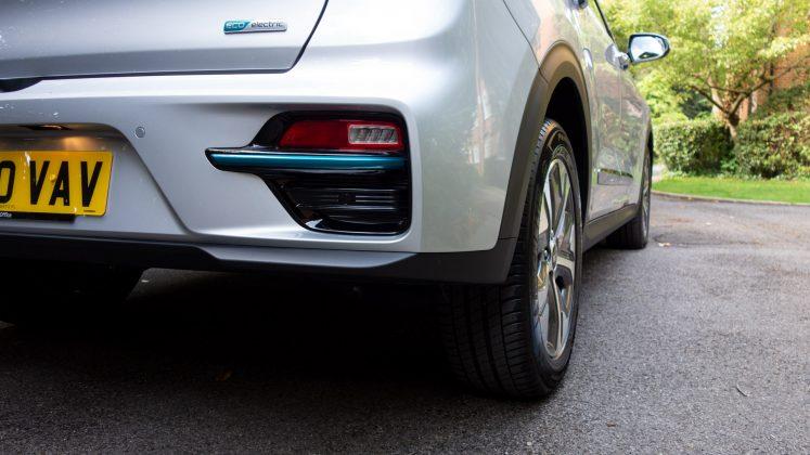 Kia e-Niro rear bumper