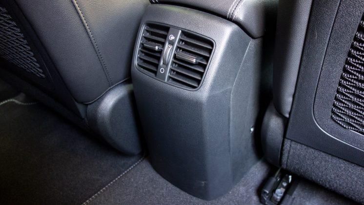 Kia e-Niro rear vents