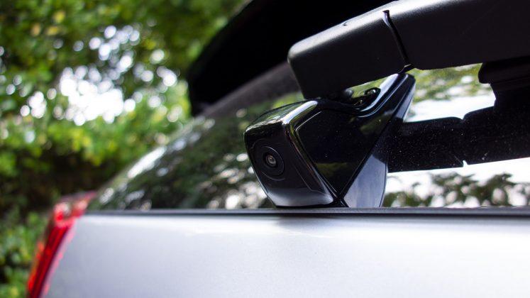 Kia e-Niro rearview
