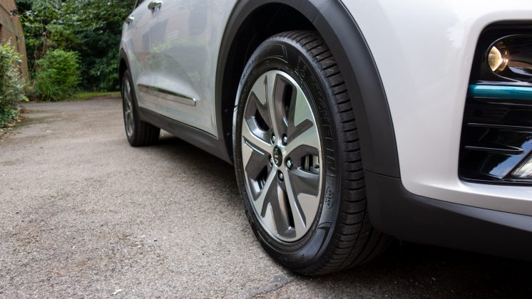 Kia e-Niro wheels