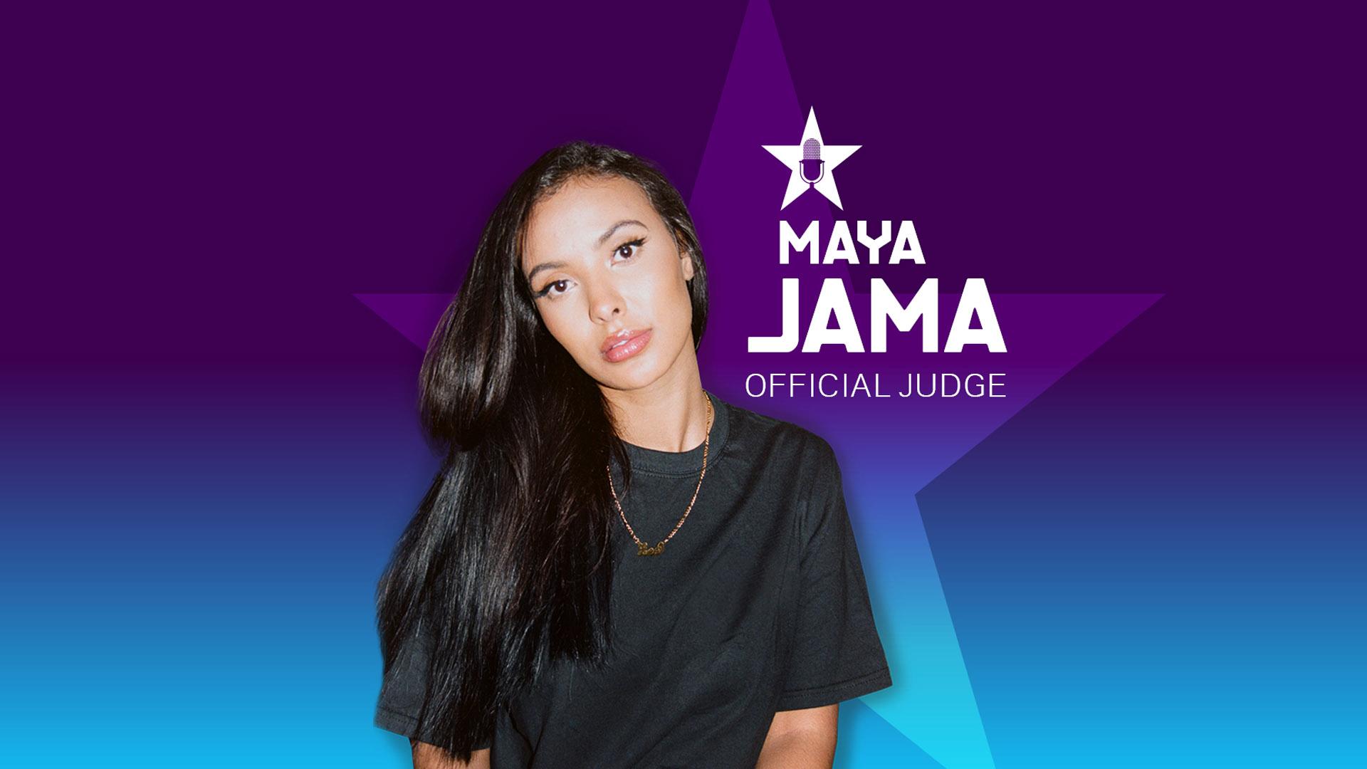 Maya Jama Formula E