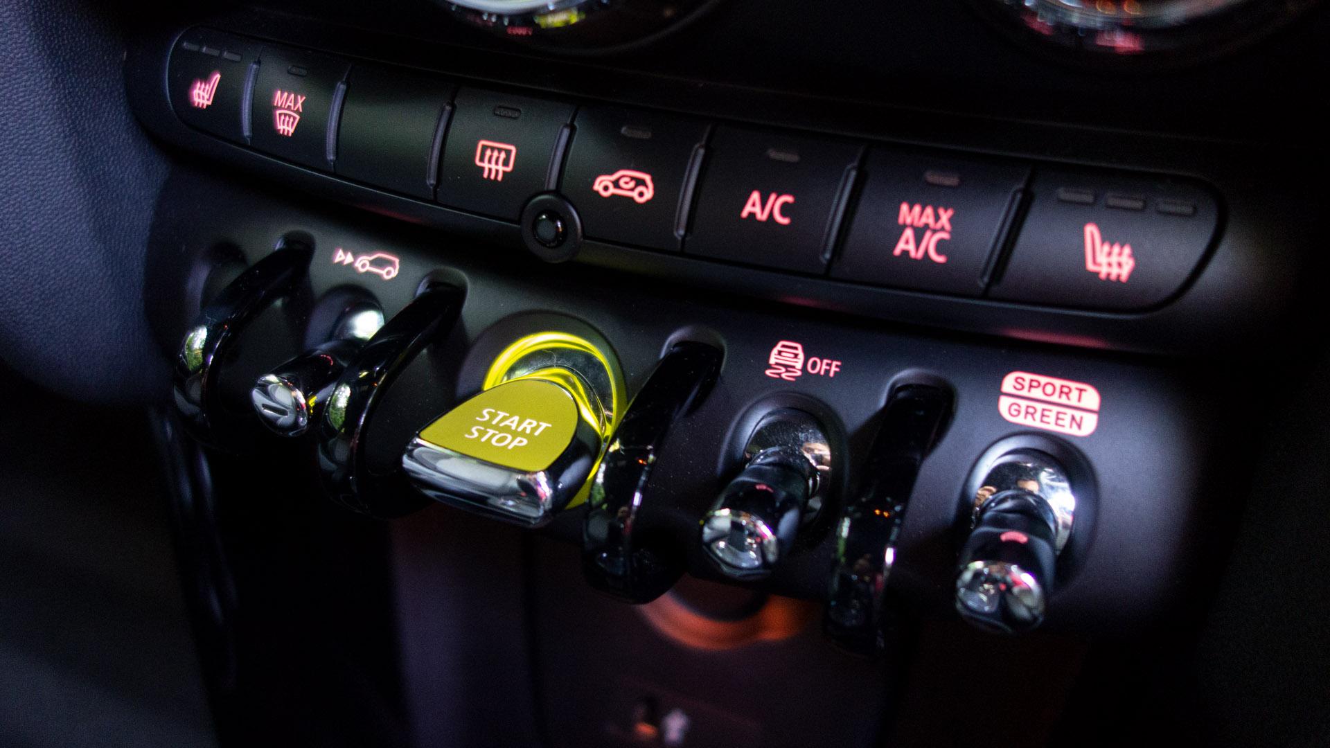 Mini Electric controls
