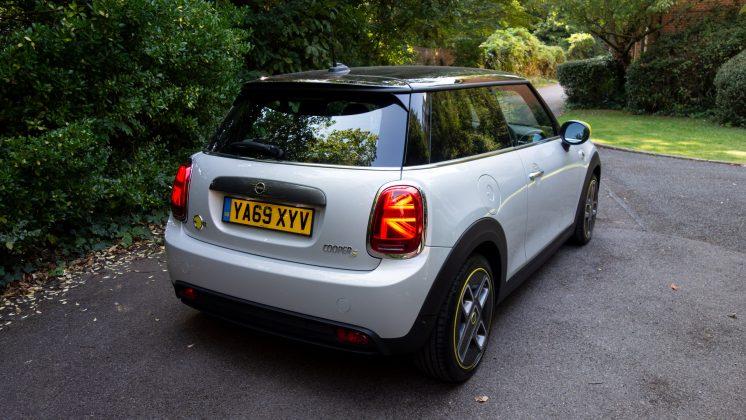 Mini Electric rear design