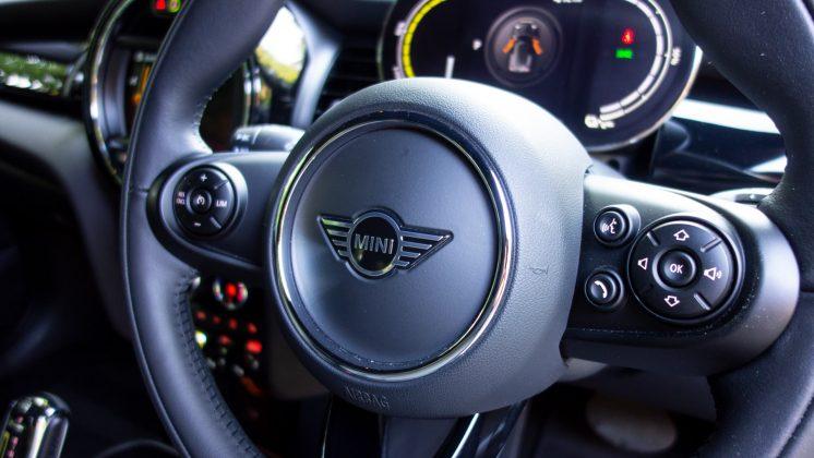 Mini Electric steering wheel