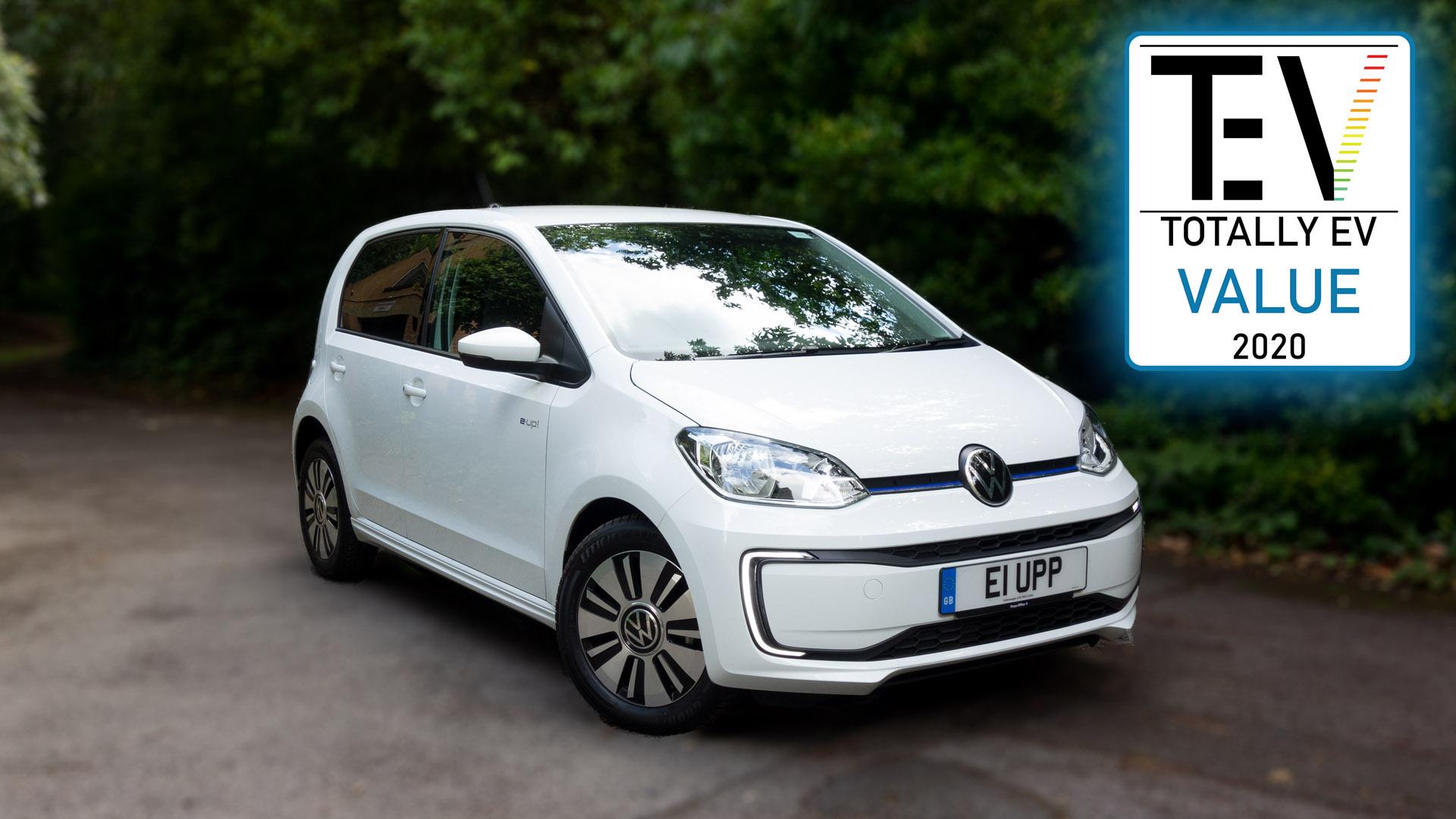 Volkswagen e-up! audio award