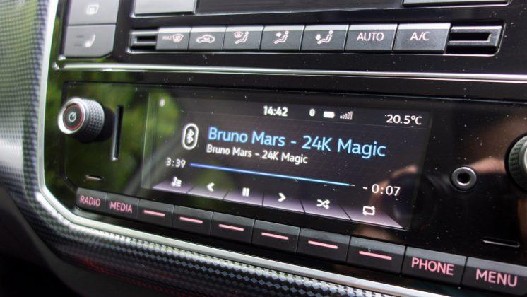 Volkswagen e-up! radio
