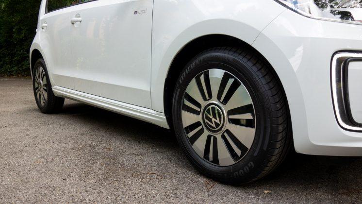 Volkswagen e-up! rims