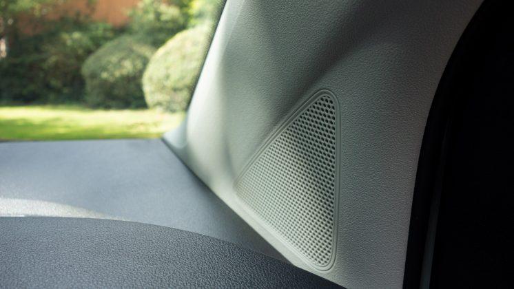 Volkswagen e-up! speaker