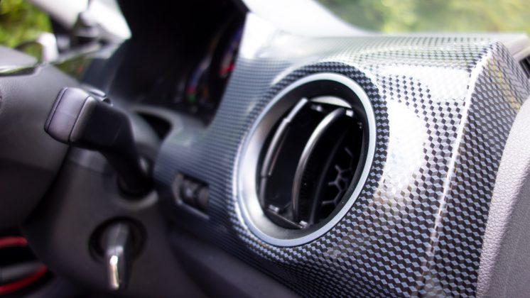 Volkswagen e-up! vents