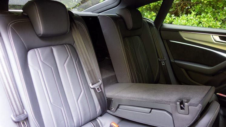 Audi A7 TFSIe four seats