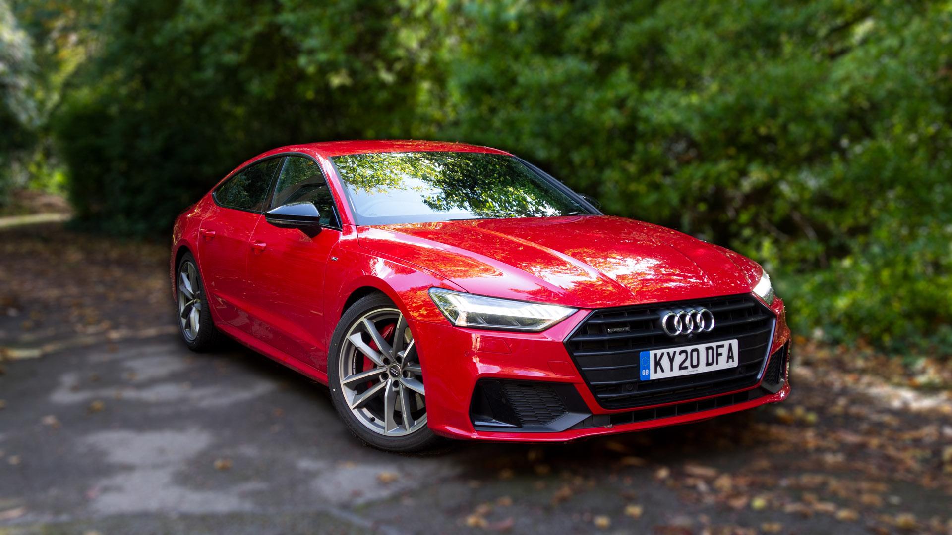 Audi A7 TFSIe review